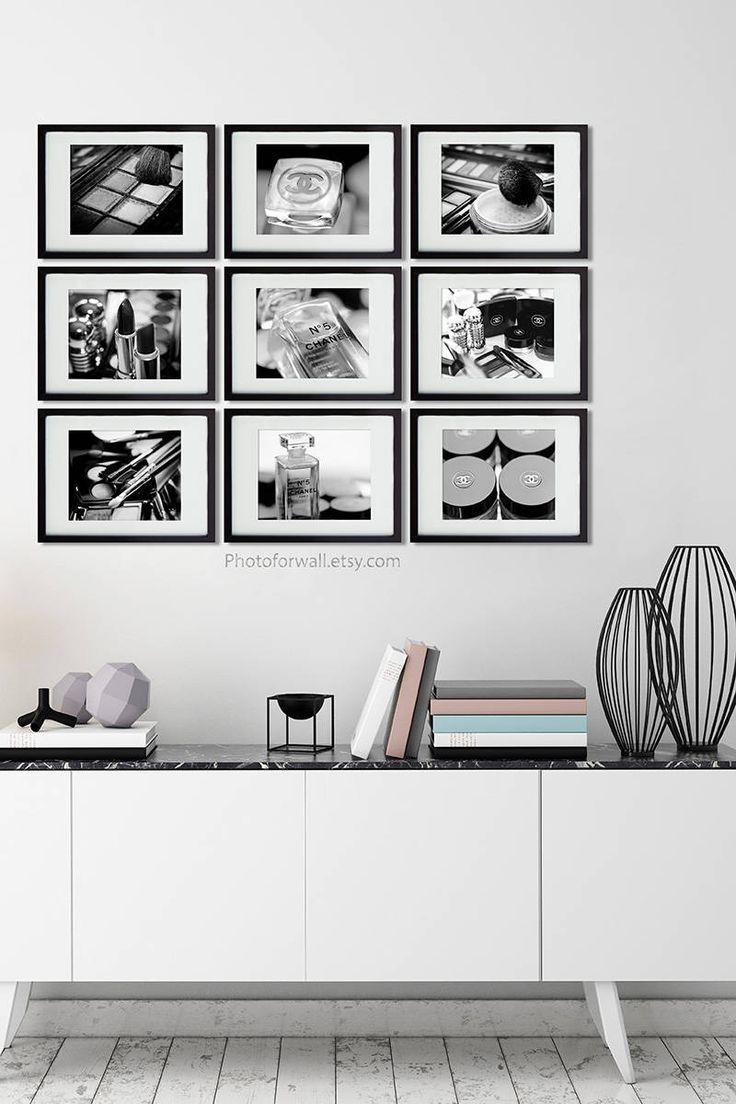 169 Best Bathroom Wall Decor Images On Pinterest | Bathroom Wall In Chanel Wall Decor (Image 2 of 20)