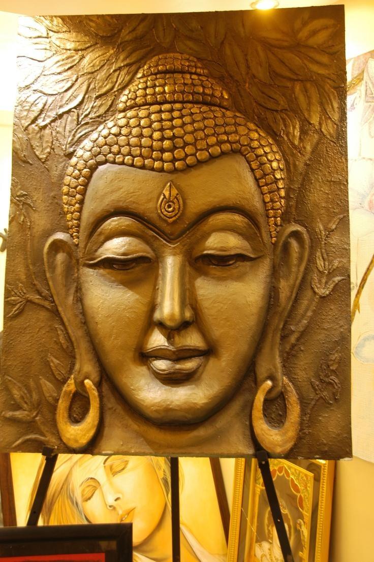 17 Best Siporex 3D Murals Images On Pinterest | Murals, Mural Art With Regard To 3D Buddha Wall Art (View 17 of 20)