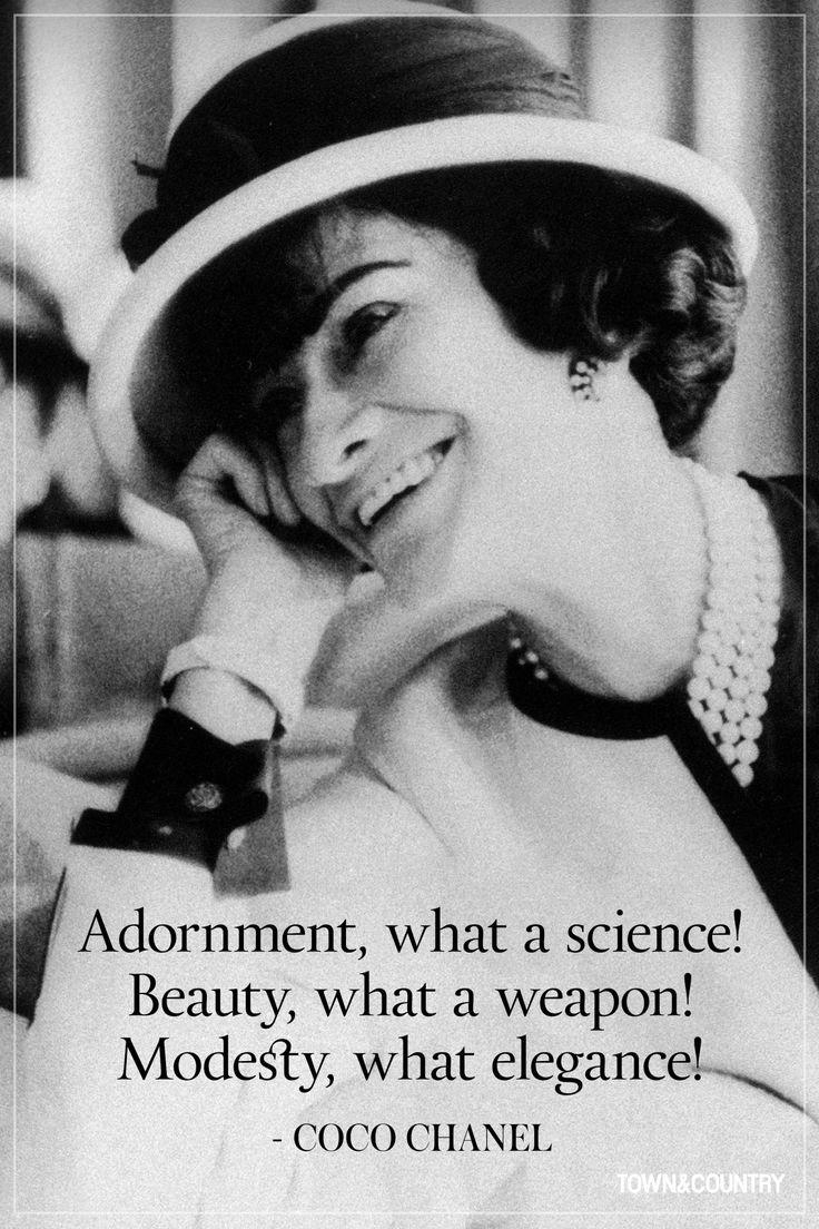 17 Best #truth Images On Pinterest | Coco Chanel Style, Coco With Regard To Coco Chanel Quotes Framed Wall Art (Image 2 of 20)