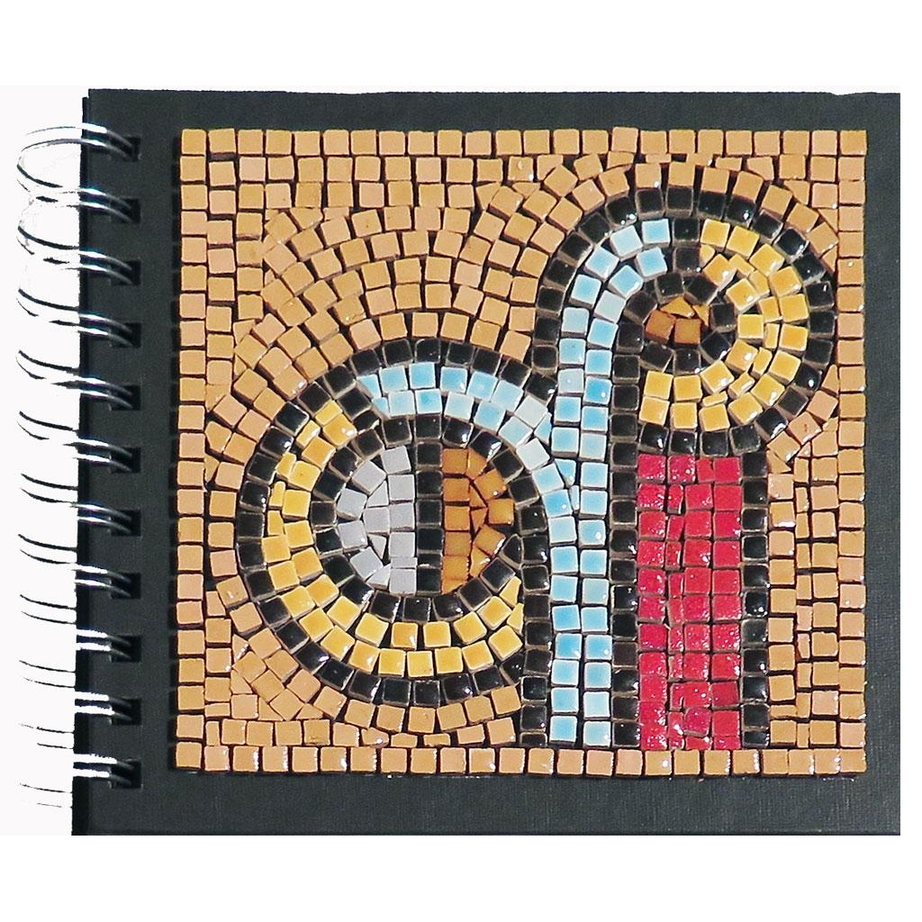 1930 Art Deco Mosaic Style Diy Kit With Mini Mosaics With Mosaic Art Kits For Adults (Image 1 of 20)