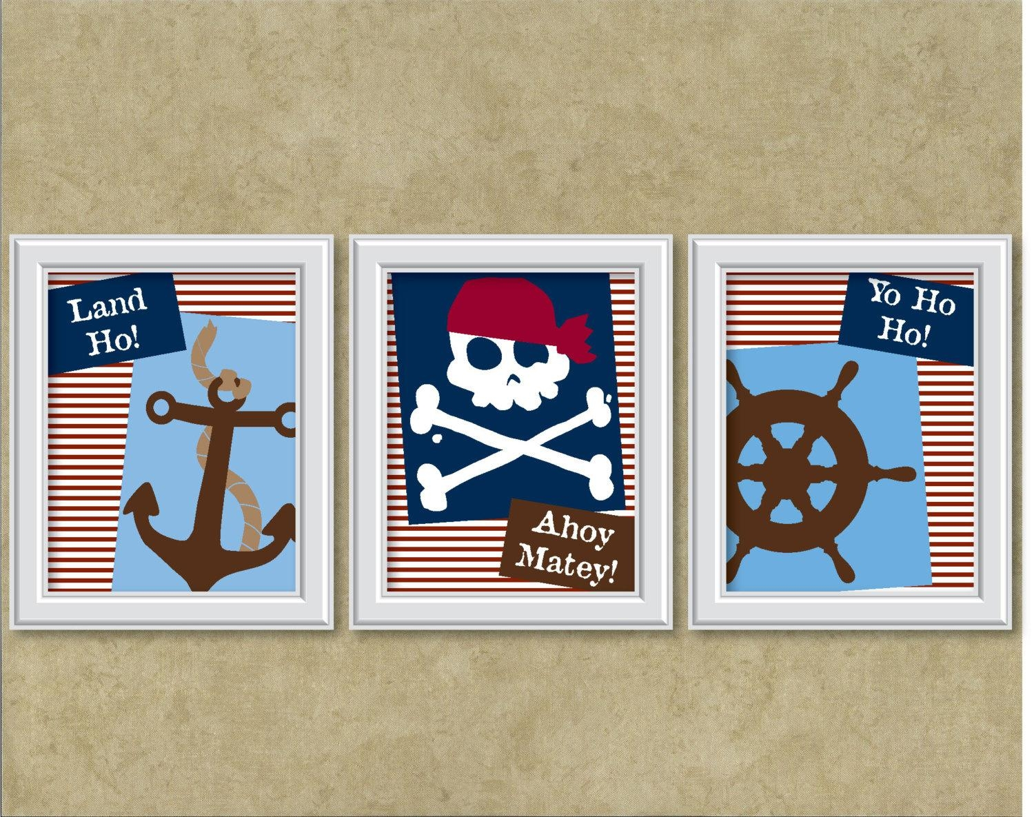 20 Creative Handmade Wall Art Pieces - Style Motivation inside Nautical Canvas Wall Art