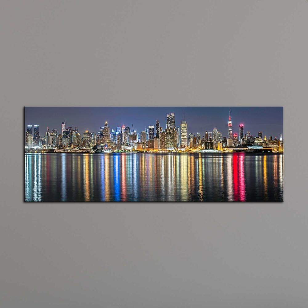 2017 Home Decoration Painting Wall Art Prints Of New York City For New York City Canvas Wall Art (View 19 of 20)