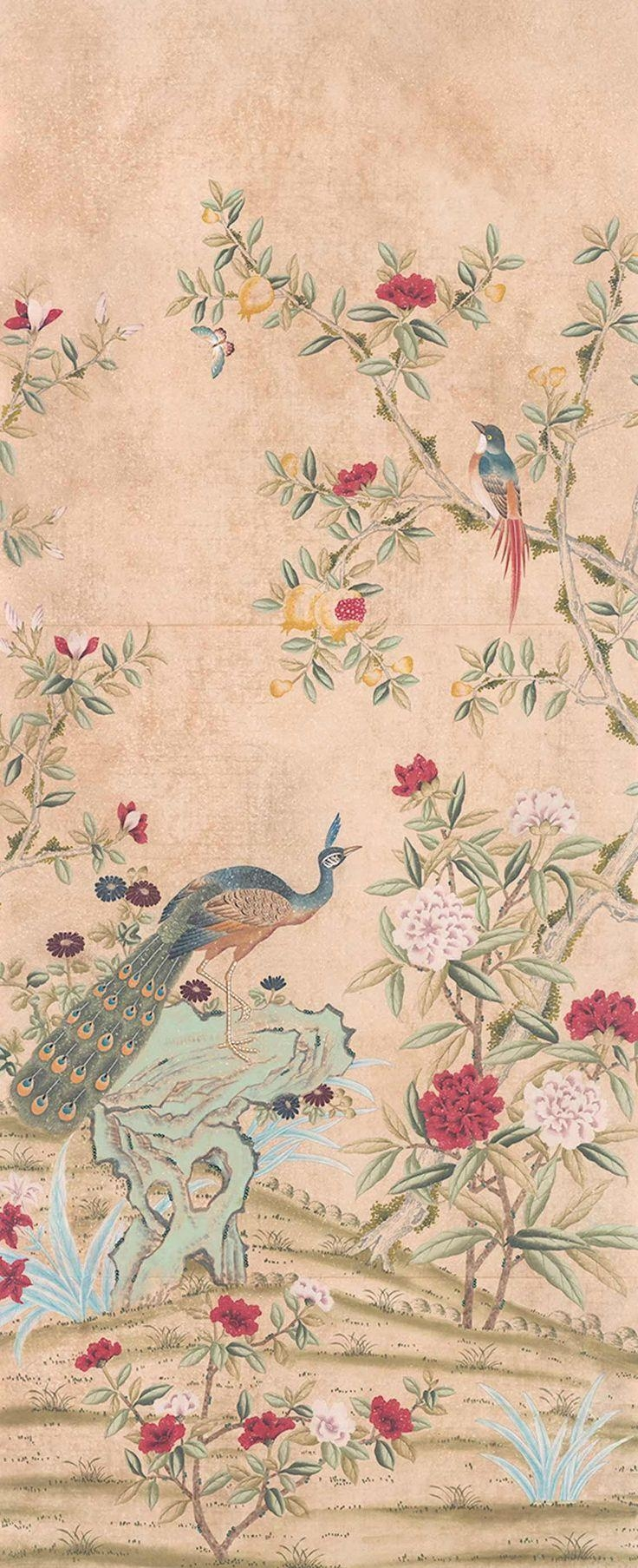 21 Best 1787 Collection Images On Pinterest | Chinoiserie, Hand In Chinoiserie Wall Art (Image 2 of 20)