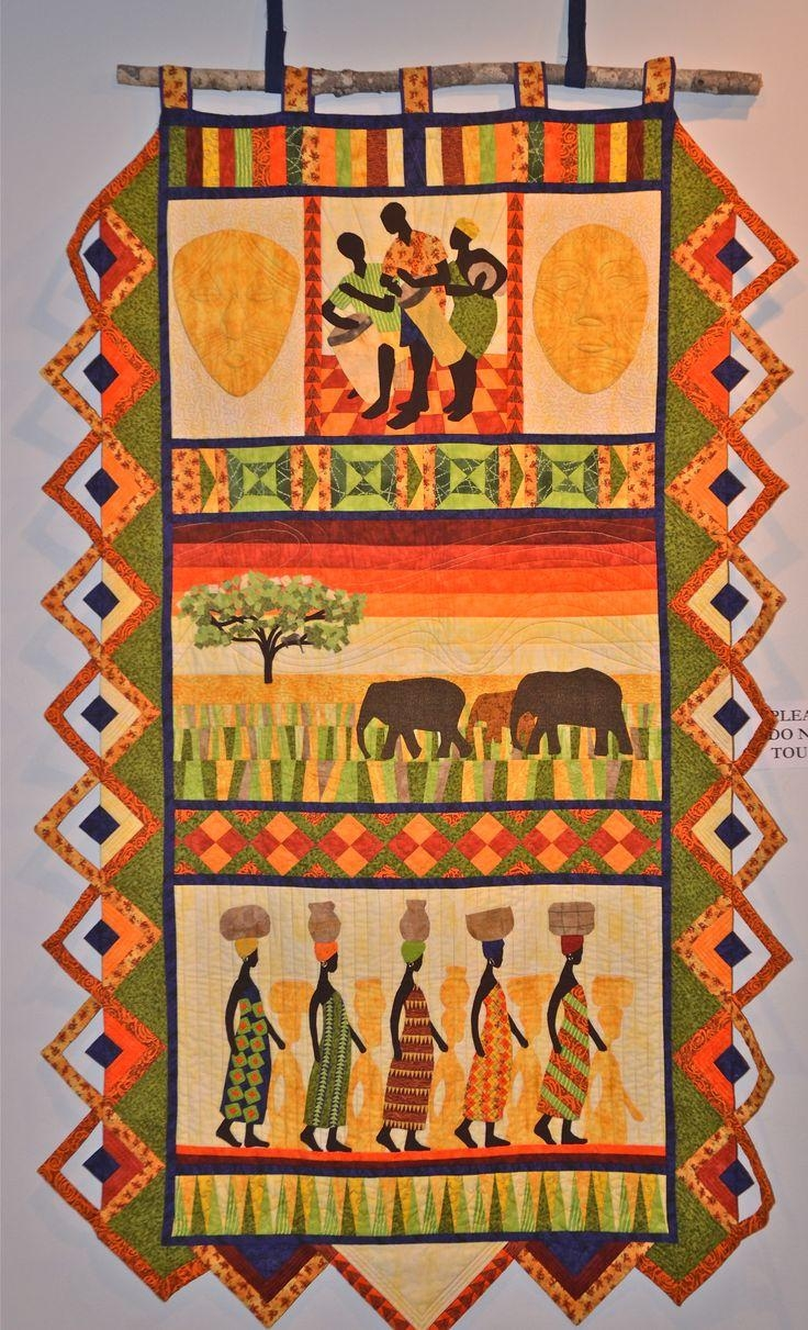 215 Best Arte Africano Images On Pinterest | African Women, Black Intended For African American Wall Art (View 20 of 20)