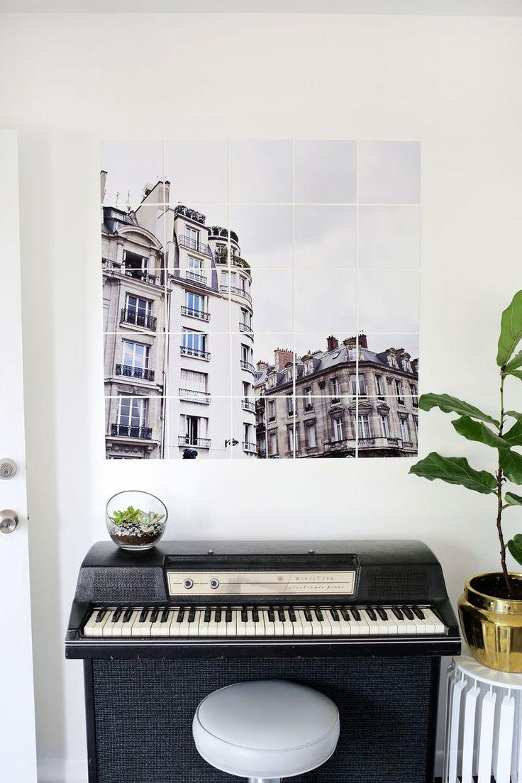 217 Best Ideas For Hanging Photographs & Art Images On Pinterest regarding Electronic Wall Art