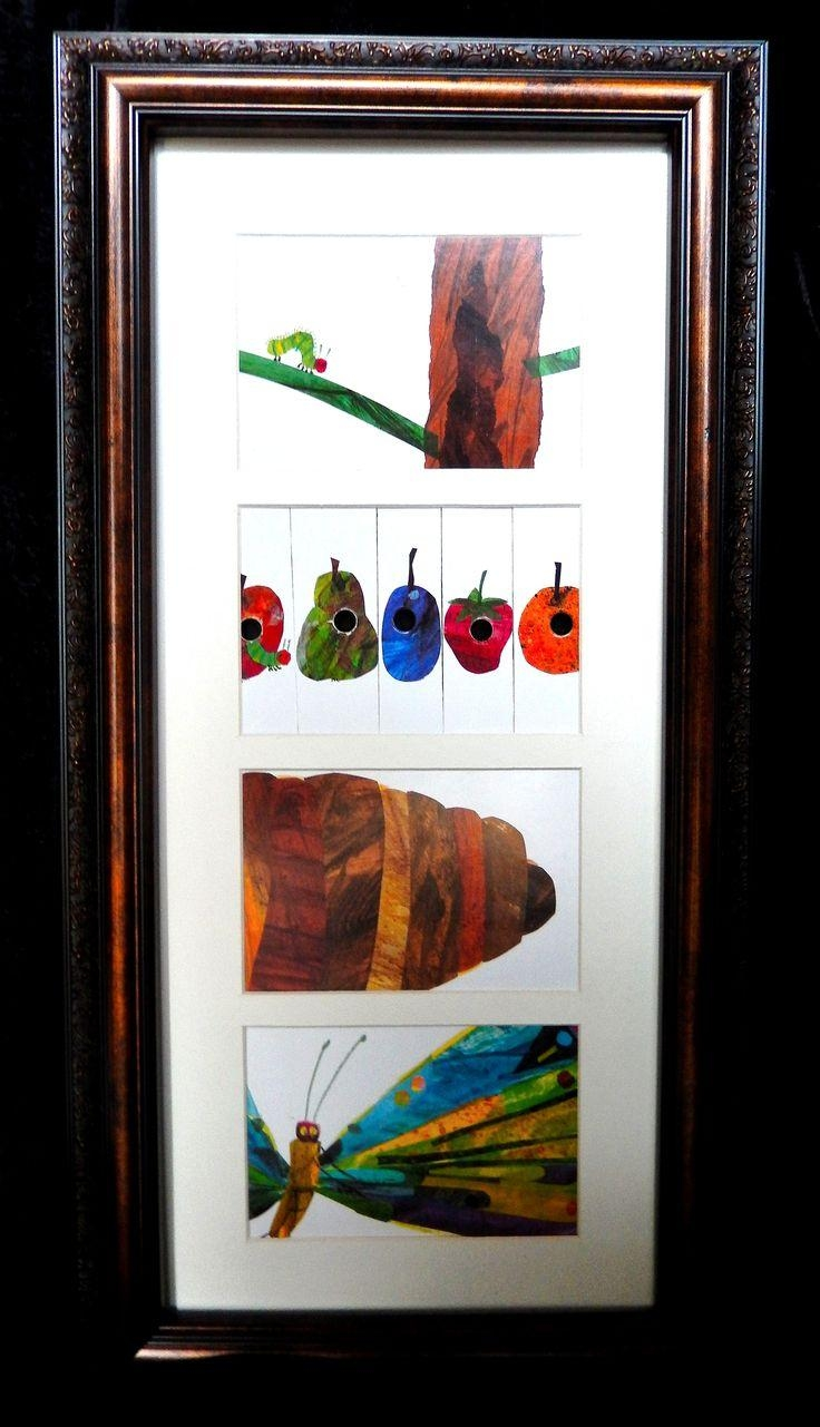 235 Best K/1 Classroom Decor Images On Pinterest   Very Hungry With The Very Hungry Caterpillar Wall Art (Image 1 of 20)
