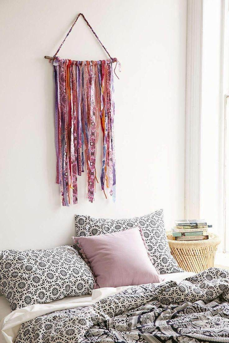 25+ Best Bohemian Wall Art Ideas On Pinterest | Cute Bedroom Ideas throughout Bedroom Wall Art