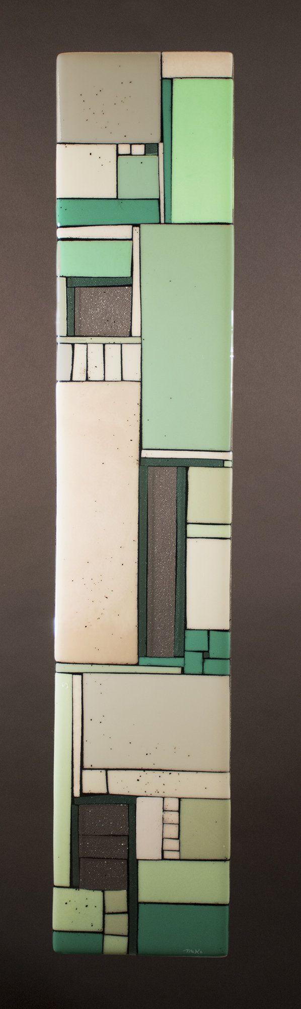 25+ Best Glass Wall Art Ideas On Pinterest | Glass Art, Fused With Fused Glass Wall Art (View 16 of 20)