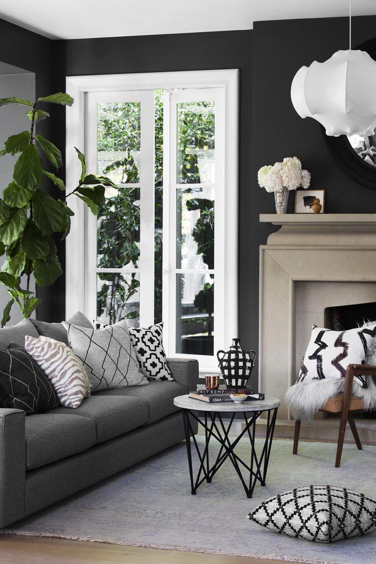 25+ Best Grey Walls Living Room Ideas On Pinterest | Room Colors For Wall Pictures For Living Room (Image 1 of 20)
