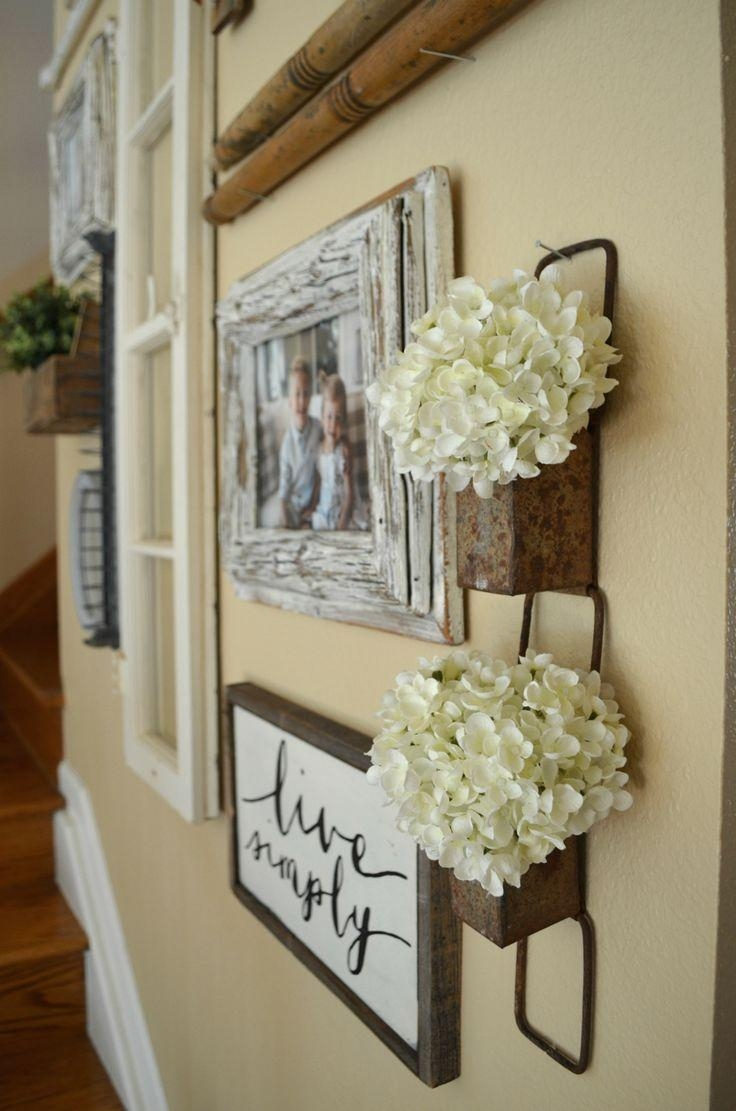 25+ Best Hallway Wall Decor Ideas On Pinterest | Stair Wall Decor with Wall Art Ideas for Hallways