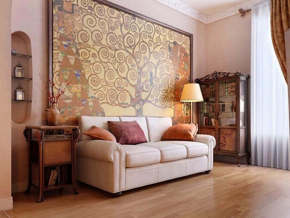 25 Best Ideas About Decorating Large Walls On Pinterest Hallway Pertaining To Wall Art For Large Walls (Image 3 of 20)