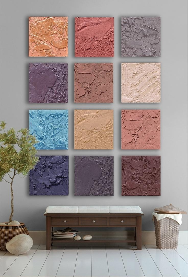 Featured Image of Blue And Cream Wall Art
