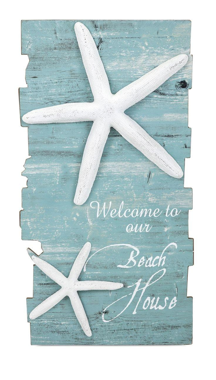 25+ Best Starfish Ideas On Pinterest | Underwater Life, Beautiful Throughout Large Starfish Wall Decors (Image 1 of 20)