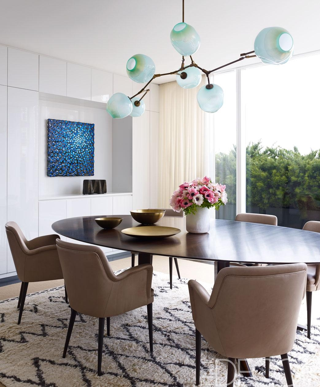 25 Modern Dining Room Decorating Ideas - Contemporary Dining Room inside Modern Wall Art For Dining Room
