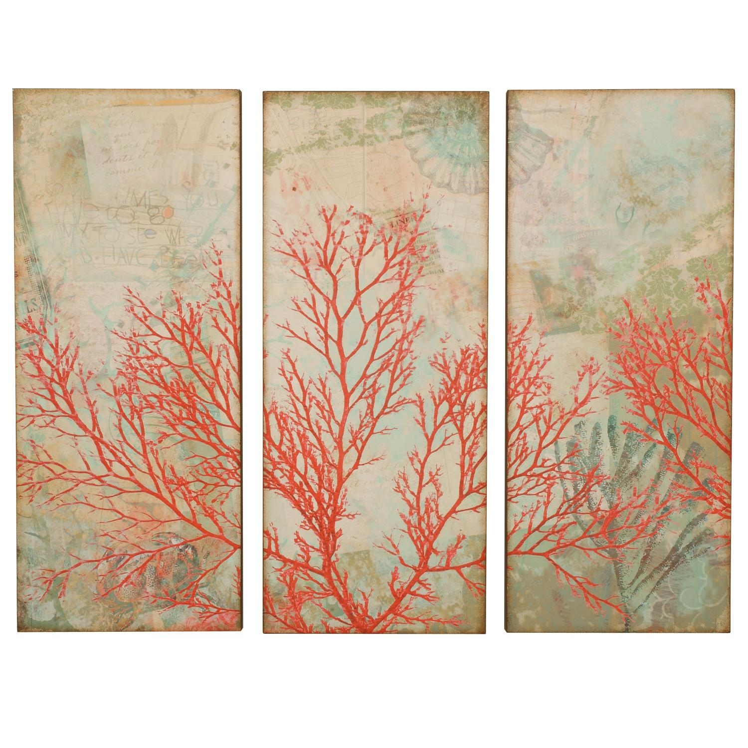 Featured Image of Three Panel Wall Art