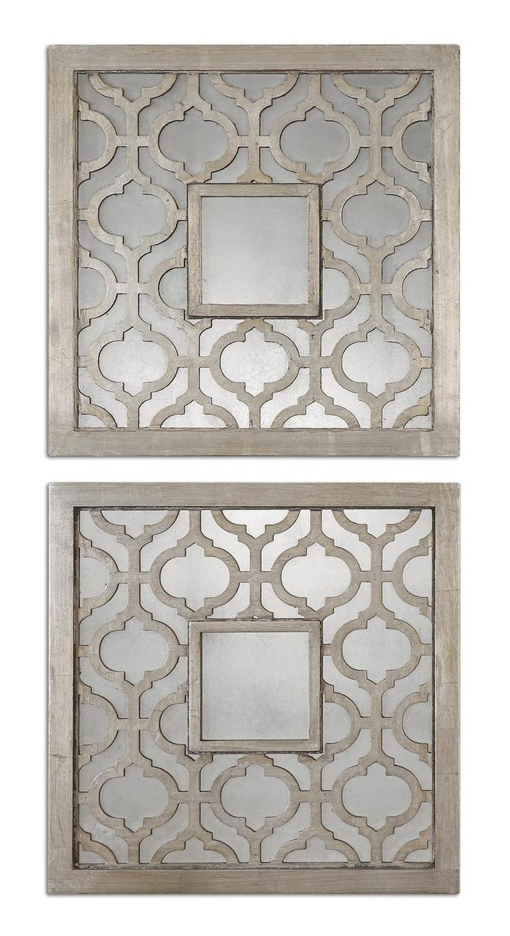 28 Best Mirror, Mirror On The Wall Images On Pinterest | Mirror Regarding Fretwork Wall Art (View 11 of 20)