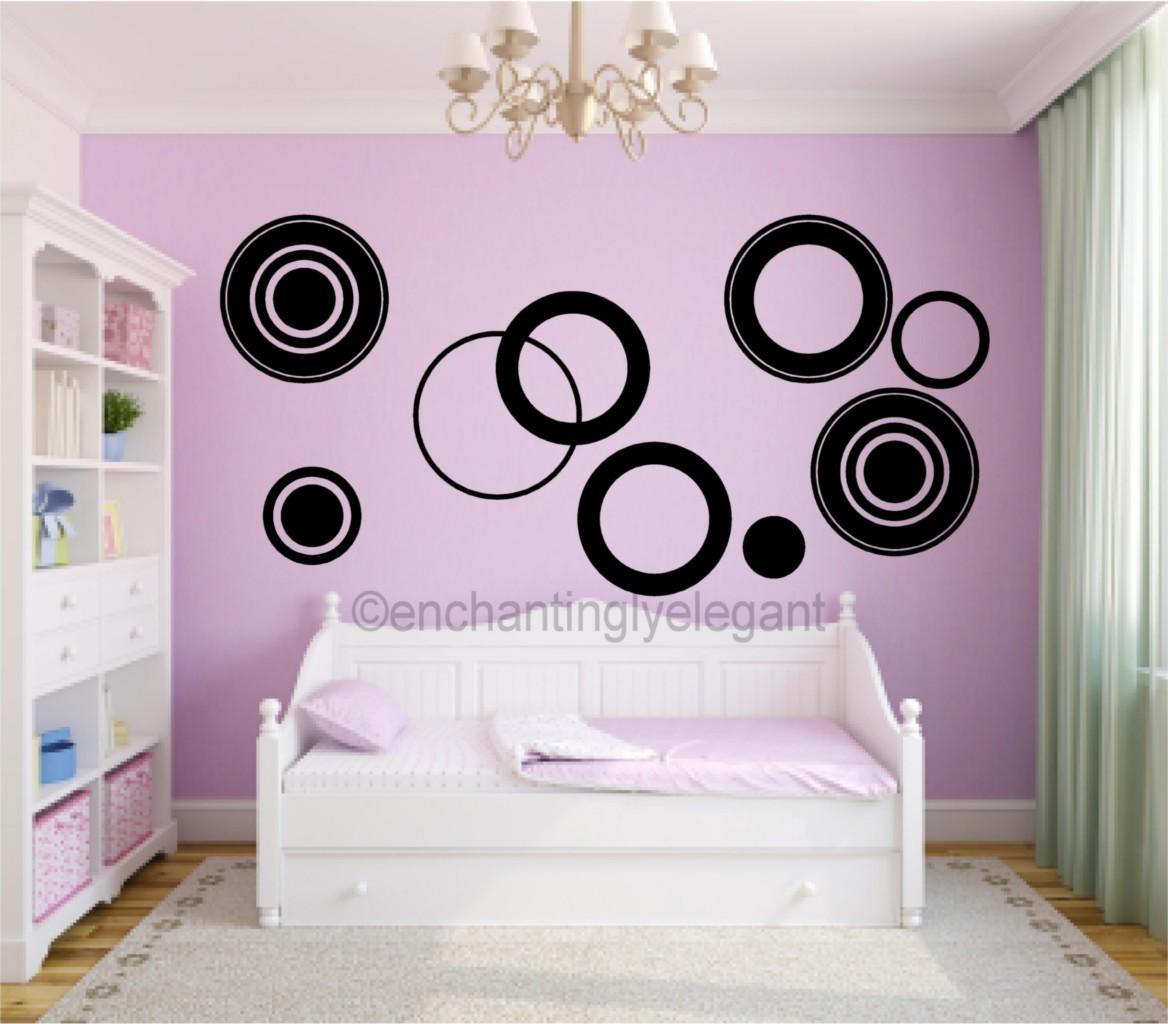 28 Teenage Girl Wall Decals, Wall Stickers For Teenage Girls Diy Regarding Teenage Wall Art (Image 1 of 20)