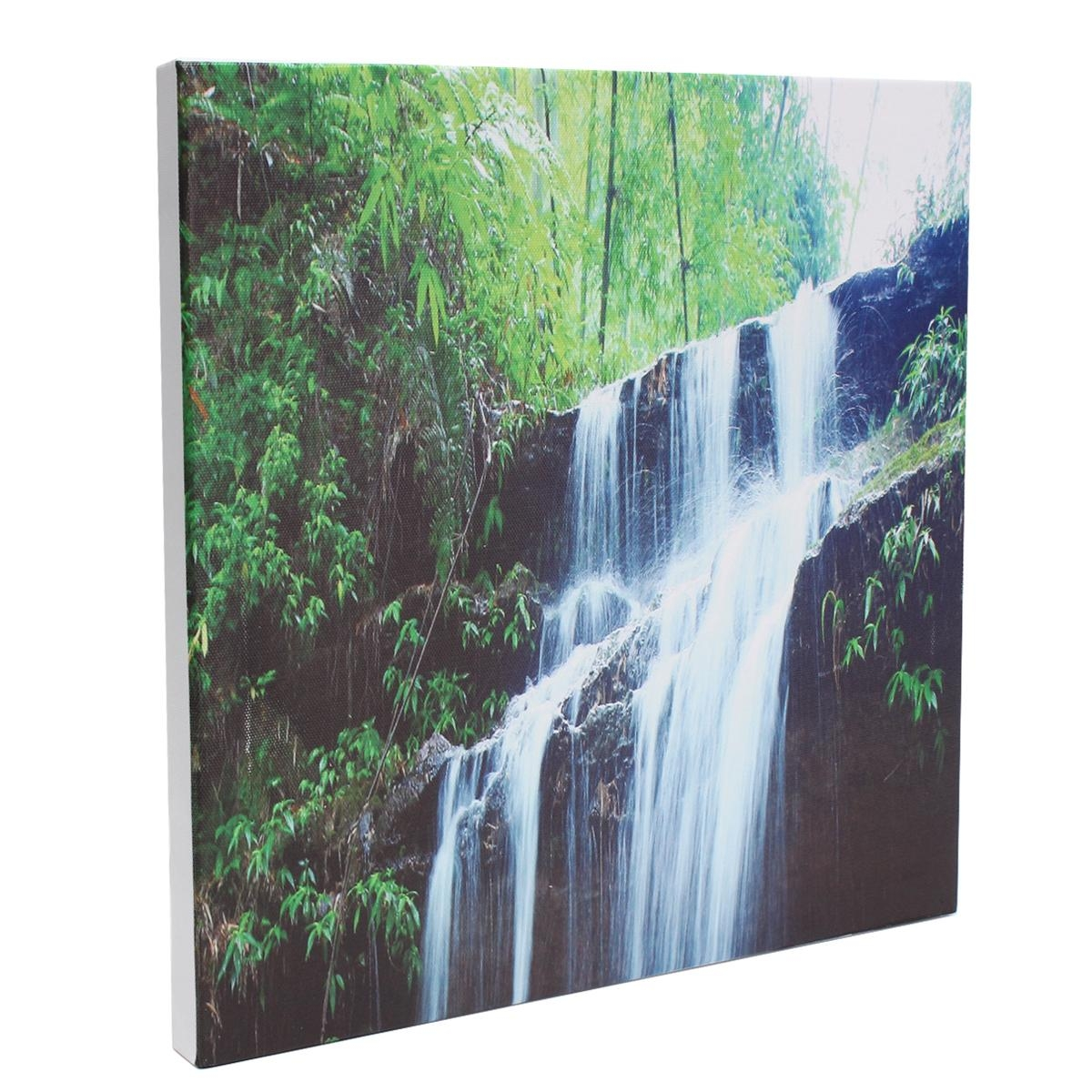 20 Ideas Of Waterfall Wall Art  Wall Art Ideas. Elegant House Decoration Ideas. Rooms To Rent In Elgin. Tiffany Blue Decor. French Themed Bedroom Decor. Four Season Room Kits. Decorative Light Poles. Decorative Fluorescent Light Bulbs. Painting Living Room