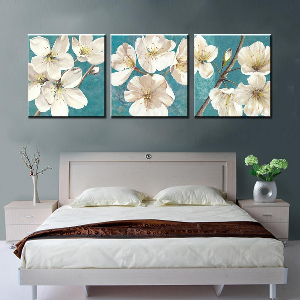 3 Piece Decorative Picture Panels Prints Abstract Canvas Wall Art With Canvas Wall Art Sets Of (View 13 of 20)