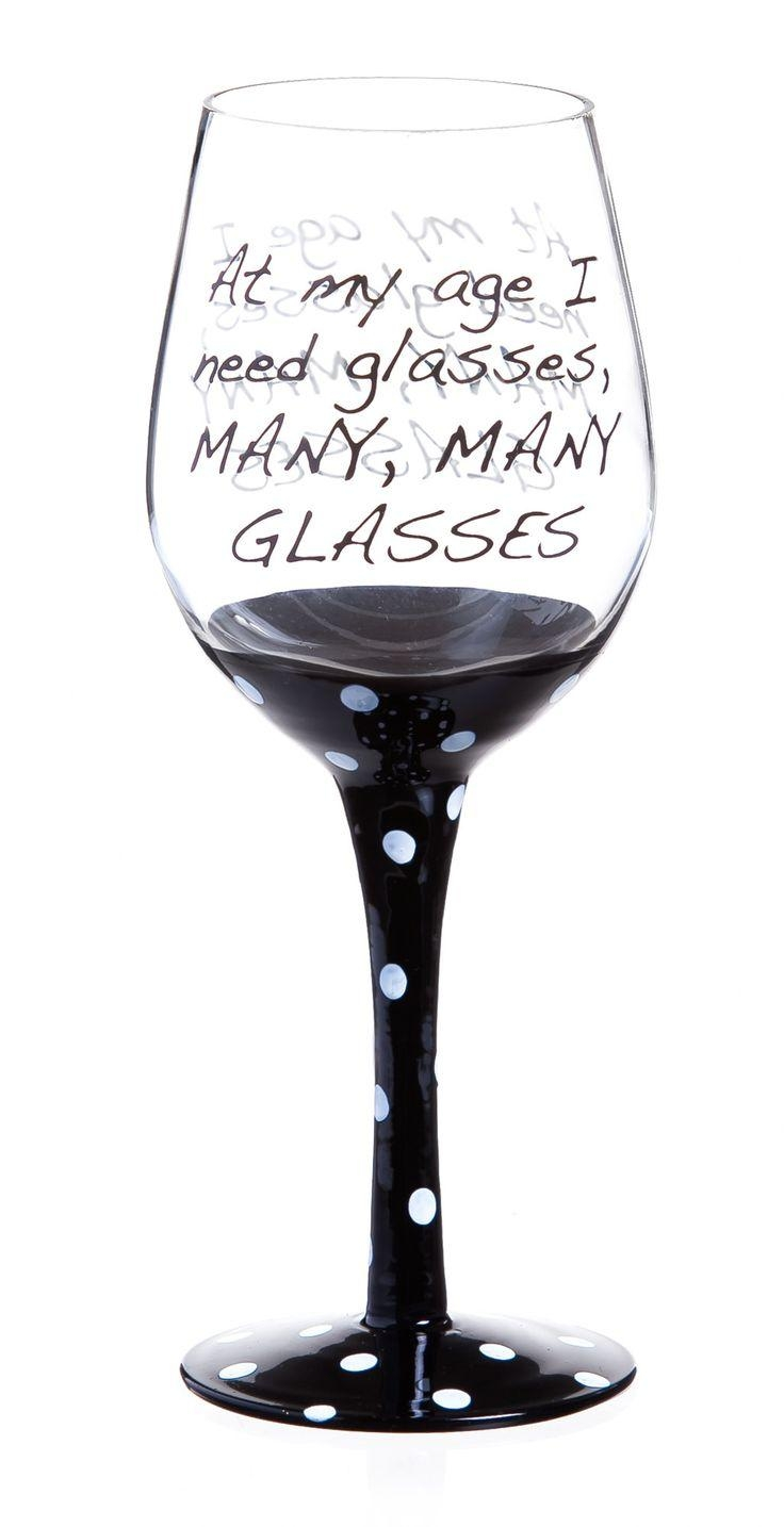 313 Best Wine Glasses And Mug Ideas Images On Pinterest | Painted throughout Martini Glass Wall Art