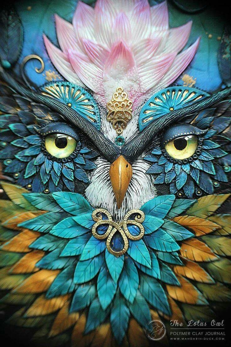 316 Best Polymer Clay Fine Art Images On Pinterest | Polymer Clay Inside Polymer Clay Wall Art (View 11 of 20)