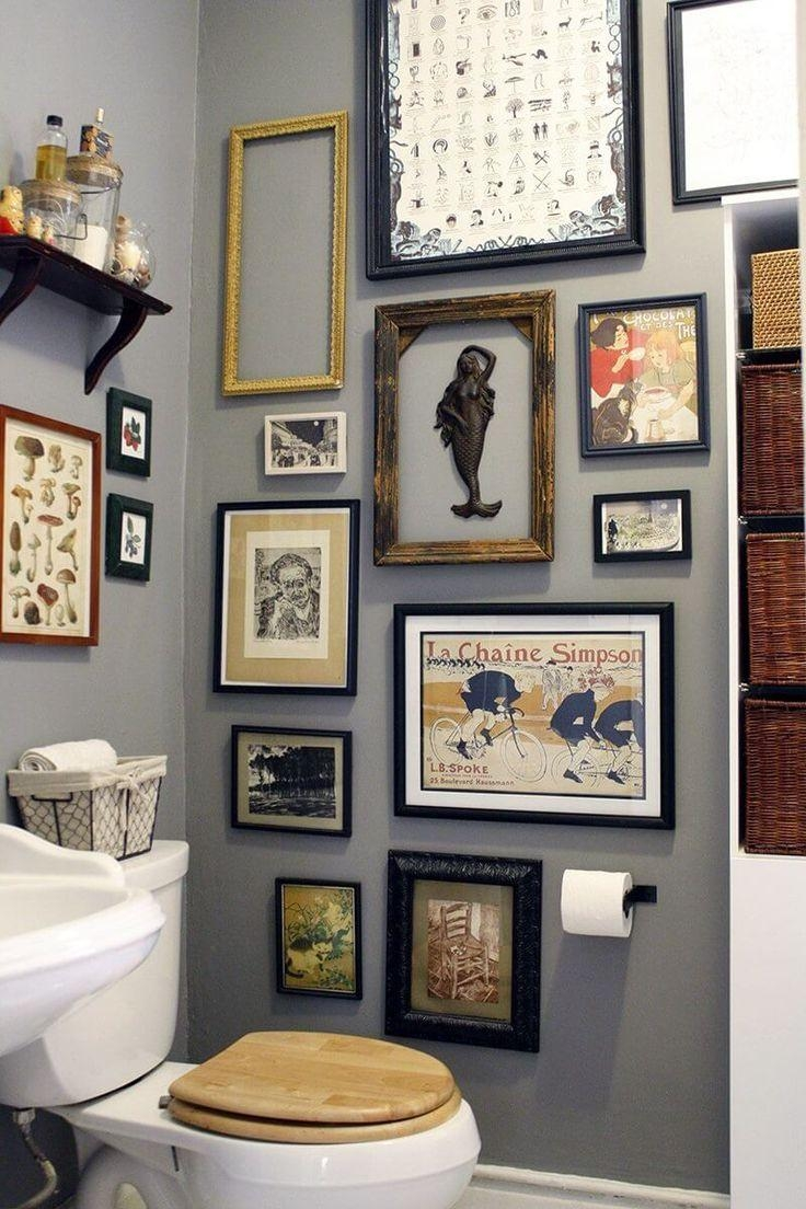 340 Best Gallery Walls Images On Pinterest | Gallery Walls In Matching Wall Art (View 6 of 20)