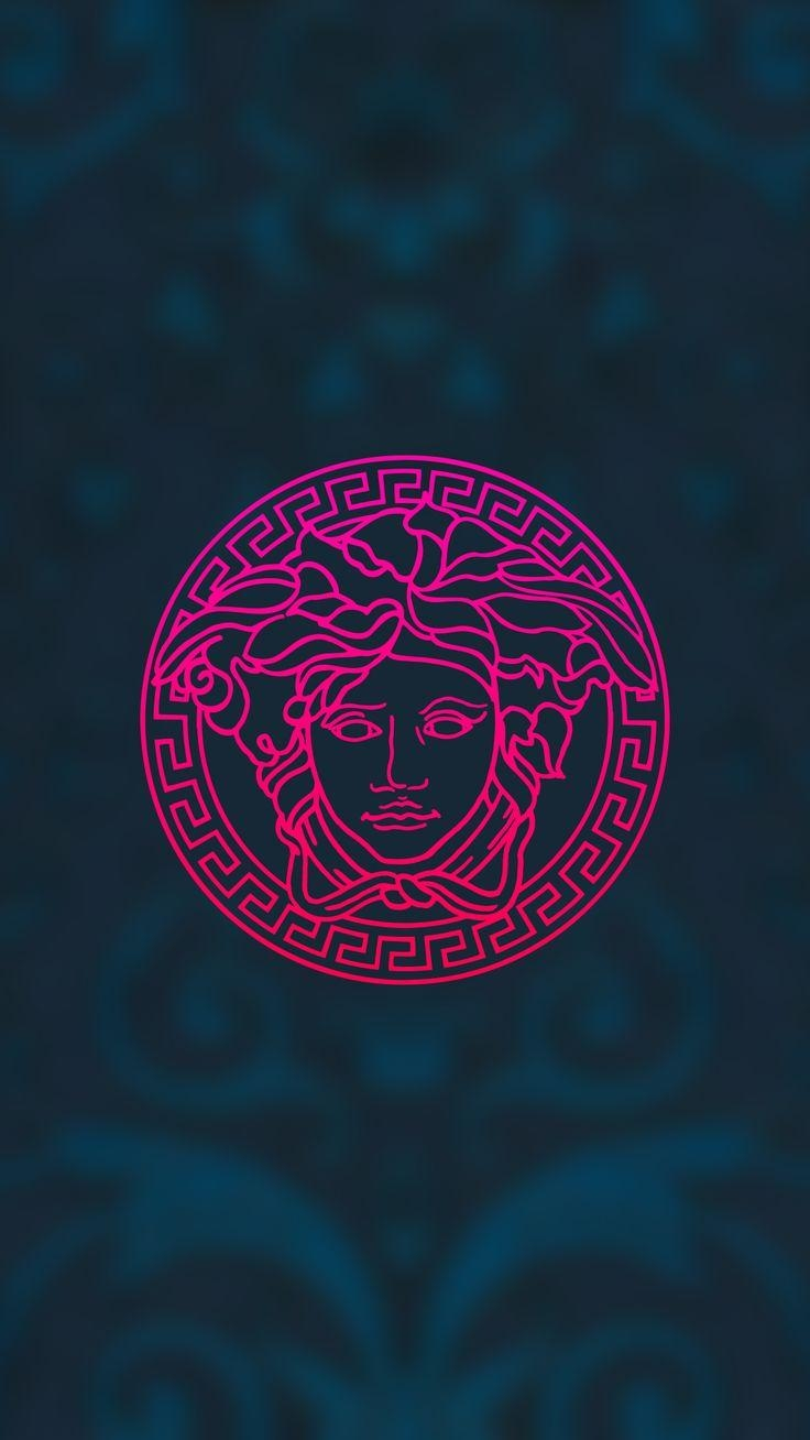 38 Best Alles Images On Pinterest | Versace Logo, Wall And Gianni Regarding Versace Wall Art (View 20 of 20)