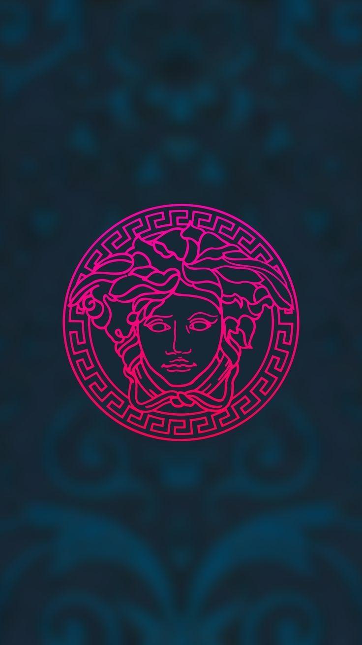 38 Best Alles Images On Pinterest | Versace Logo, Wall And Gianni regarding Versace Wall Art