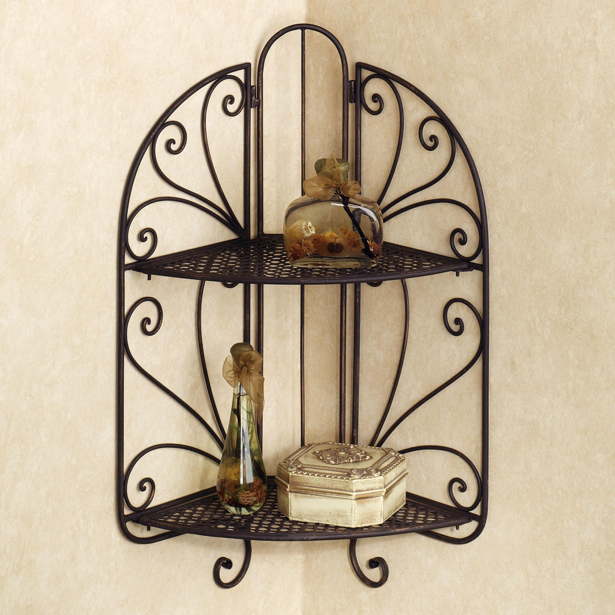 3D Wall Decor Increasing Your Artistic Sense | The Latest Home With Faux Wrought Iron Wall Decors (Image 1 of 20)