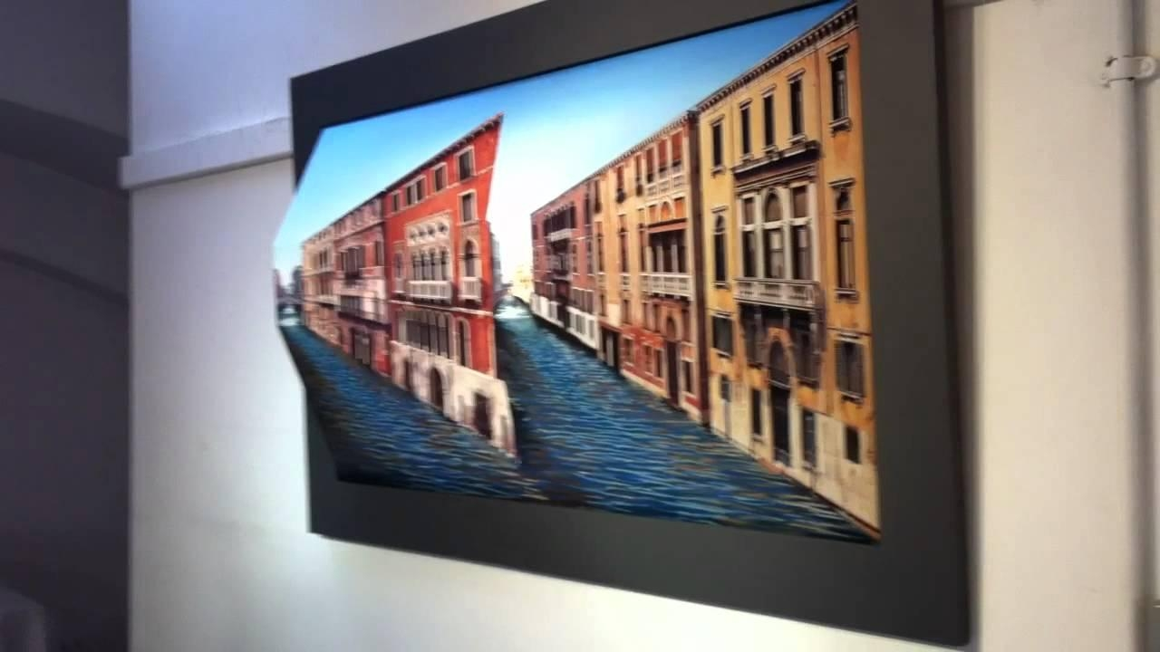 Featured Photo of Optical Illusion Wall Art
