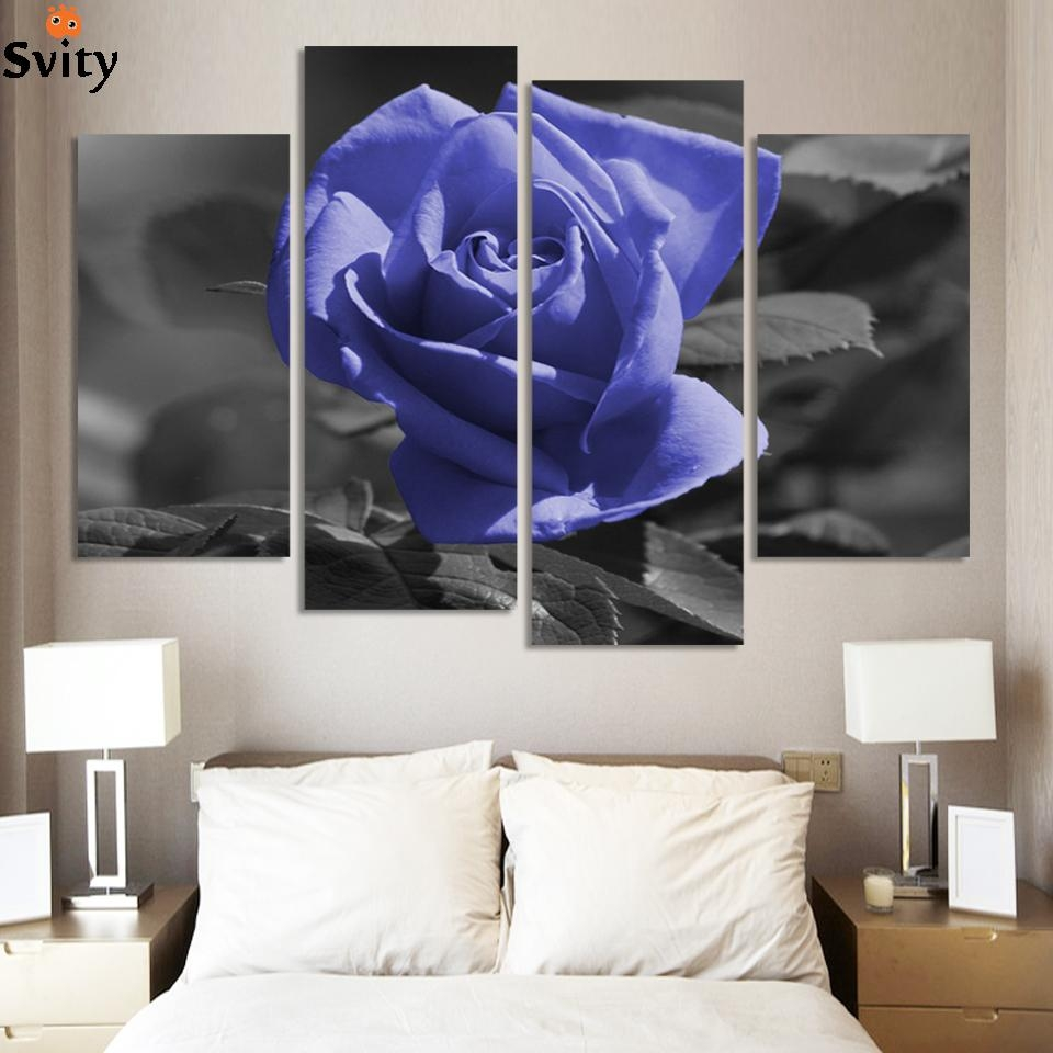 4 Piece Canvas Art Set Promotion Shop For Promotional 4 Piece In 4 Piece Canvas Art Sets (View 4 of 20)