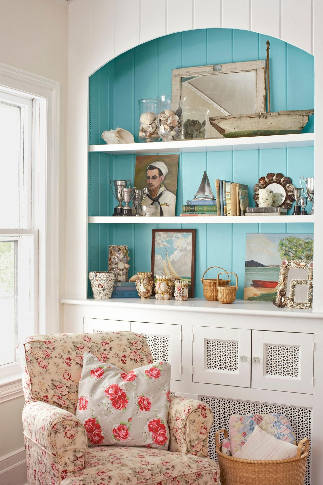 40+ Beach House Decorating – Beach Home Decor Ideas With Beach Cottage Wall Decors (Image 1 of 20)