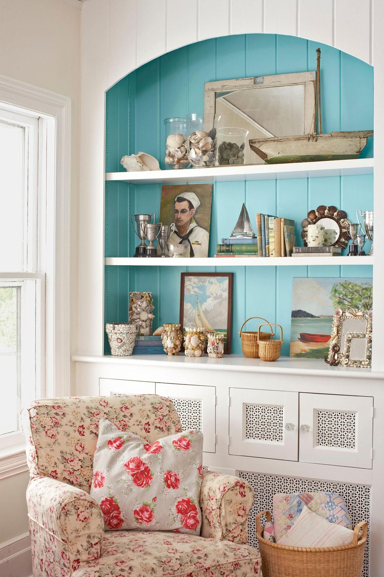 40+ Beach House Decorating - Beach Home Decor Ideas with Beach Cottage Wall Decors