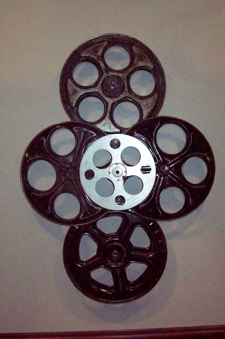 41 Best Things I Have Done Images On Pinterest | Basements within Film Reel Wall Art
