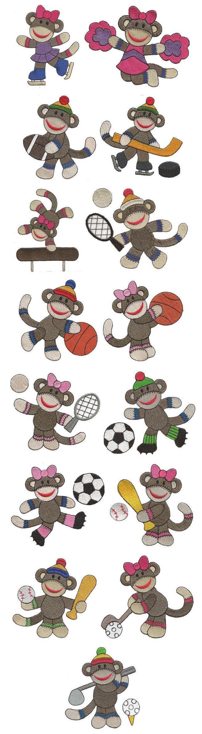415 Best Sock Monkey Images On Pinterest | Sock Monkeys, Sock In Sock Monkey Wall Art (View 17 of 20)