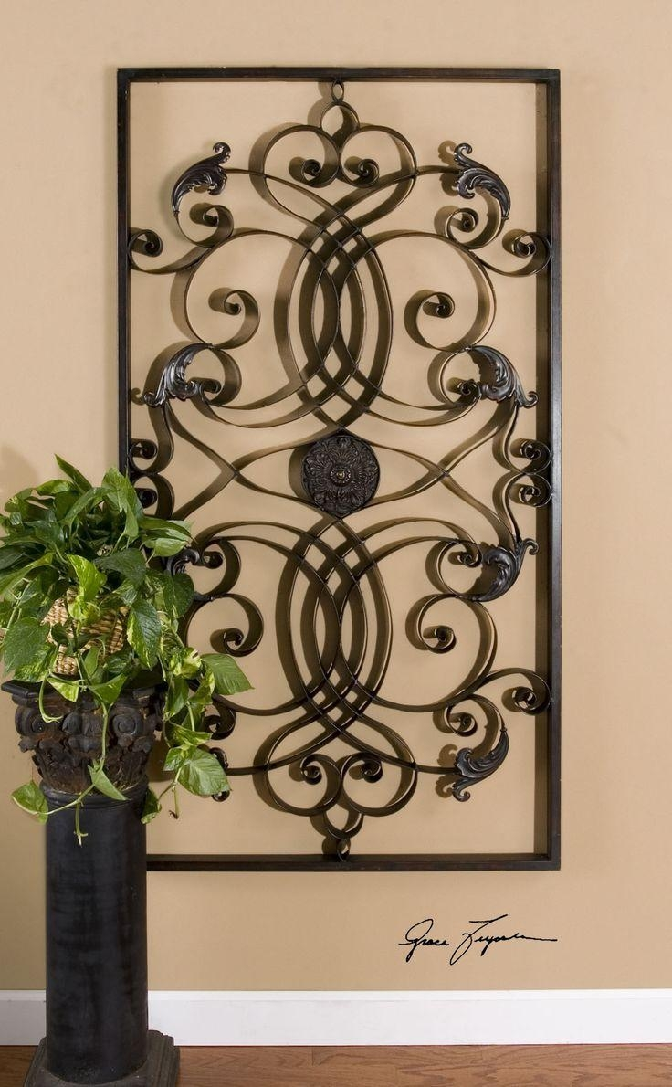 20 Ideas of Metal Outdoor Wall Art