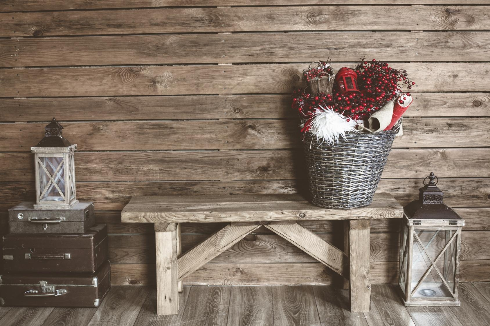 5 Pieces Of Wall Art Perfect For Farmhouse Decor Within Primitive Wall Art (Image 3 of 20)