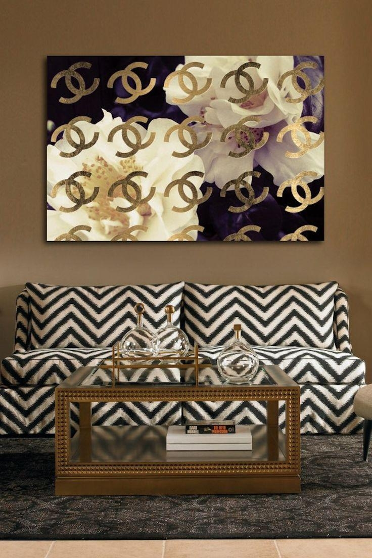 52 Best Channel Images On Pinterest | Coco Chanel, Chanel Decor Intended For Coco Chanel Quotes Framed Wall Art (View 9 of 20)