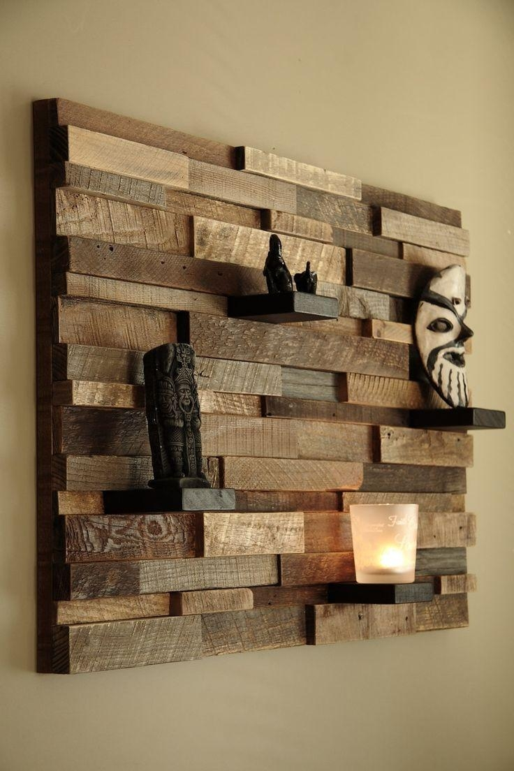 520 Best Cnc Stuff Images On Pinterest | Wood, Cnc Router And Inside Dark Wood Wall Art (Image 1 of 20)