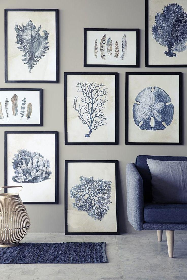 596 Best Wall Art Groupings Images On Pinterest | Live, Art Walls In Fretwork Wall Art (View 7 of 20)