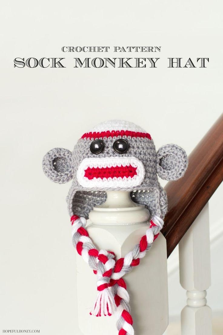611 Best Sock Monkey Images On Pinterest | Sock Monkeys, Sock For Sock Monkey Wall Art (Photo 8 of 20)