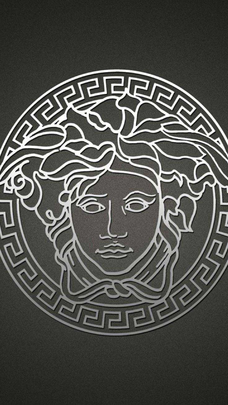 63 Best Versace Images On Pinterest | Versace Logo, Versace And Regarding Versace Wall Art (View 19 of 20)