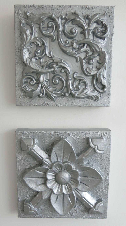66 Best #wall Art# Interior Contemporary Designsbellaartista pertaining to White 3D Wall Art