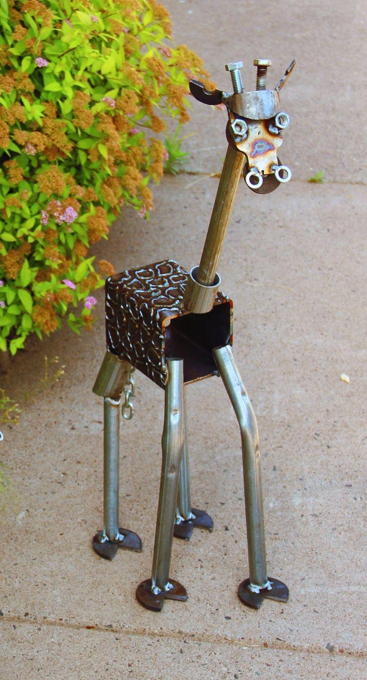 68 Best Metal Art/ideas Images On Pinterest | Welding Projects Pertaining To Metal Sunflower Yard Art (Image 7 of 20)