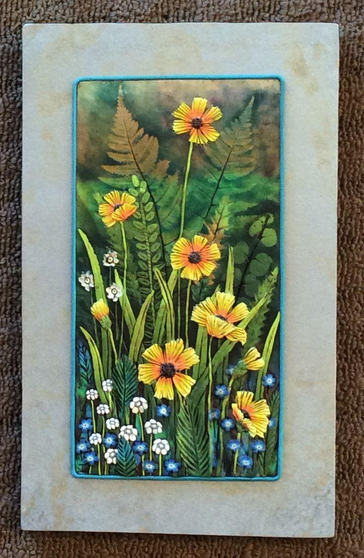 78 Best My Polymer Clay Work Images On Pinterest | Karen O'neil In Polymer Clay Wall Art (View 9 of 20)