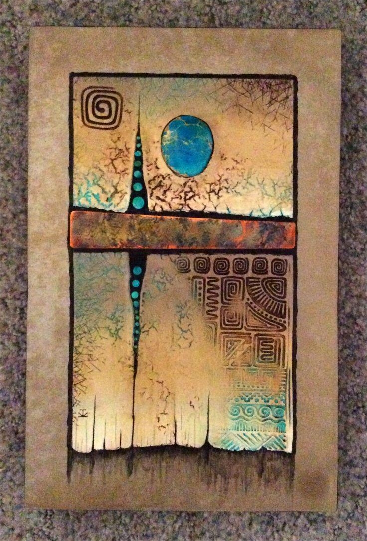 78 Best My Polymer Clay Work Images On Pinterest | Karen O'neil Throughout Polymer Clay Wall Art (View 14 of 20)