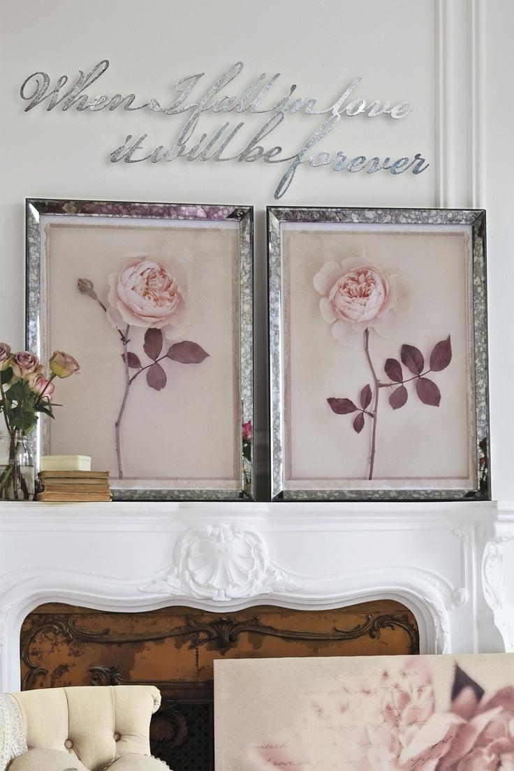 8 Best Wall Art! Images On Pinterest | Next Uk, The Next And Uk Online in Mirrored Frame Wall Art