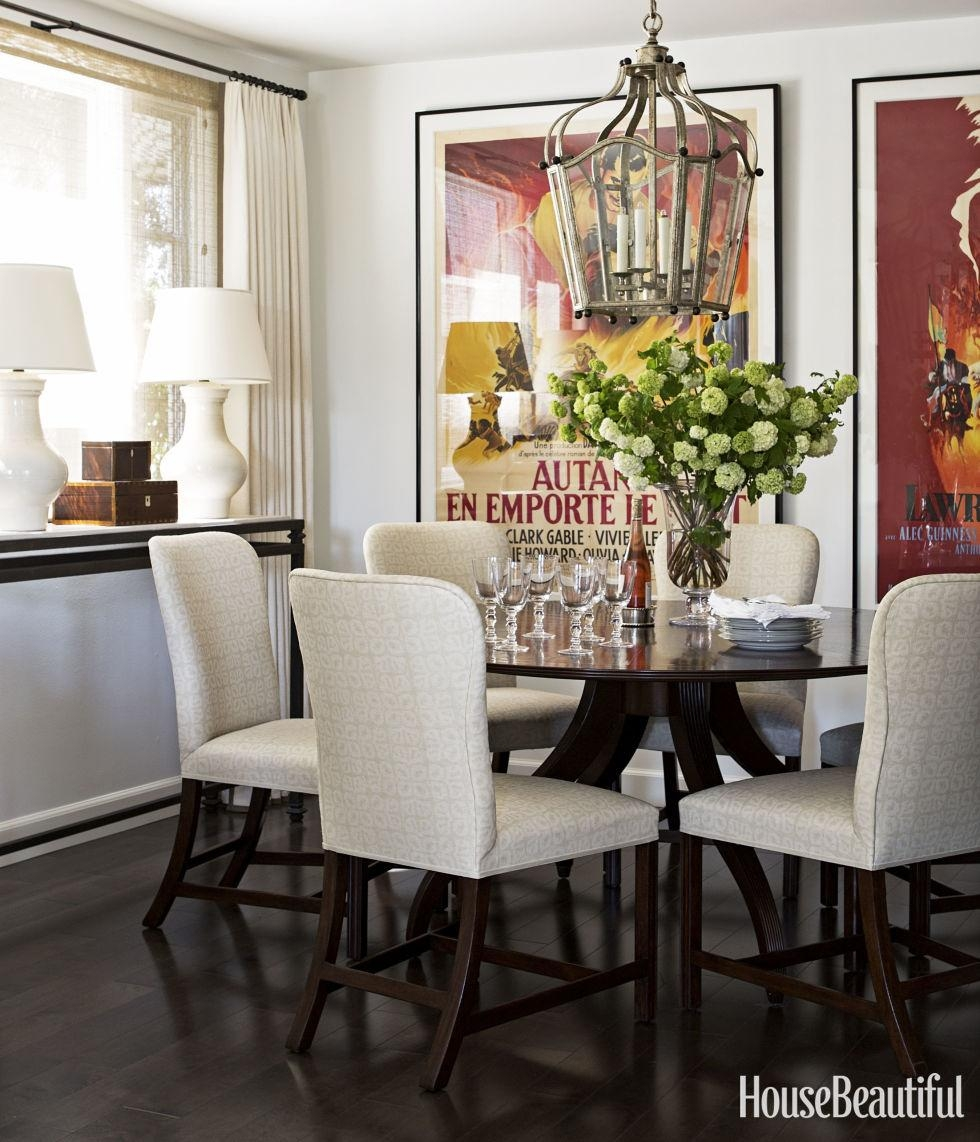 85+ Best Dining Room Decorating Ideas And Pictures for Modern Wall Art For Dining Room