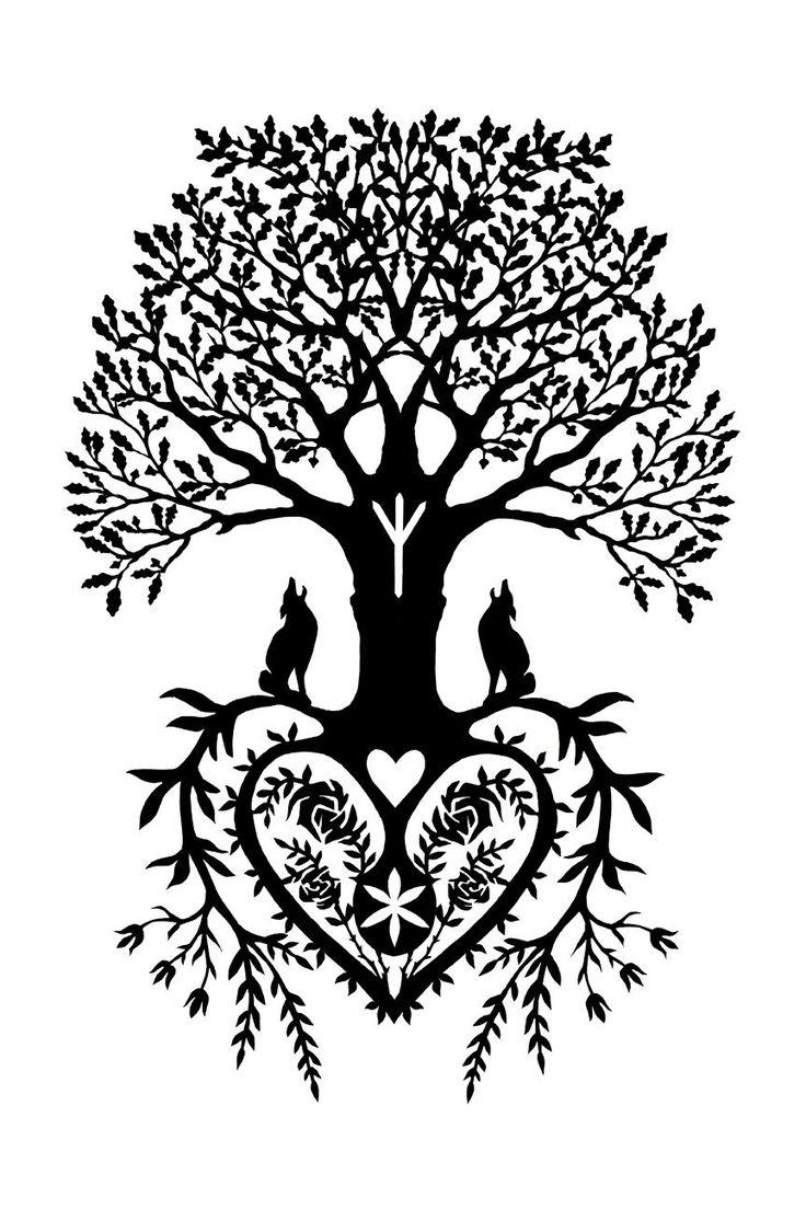 9 Best Tree Of Life Images On Pinterest | Tree Of Life, Jewish Art Inside Celtic Tree Of Life Wall Art (Image 2 of 20)