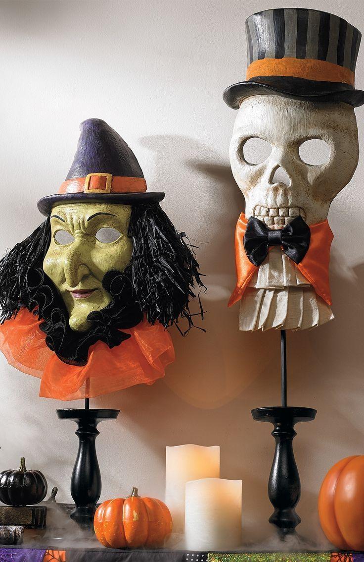 927 Best Halloween Haven Images On Pinterest | Halloween Crafts with regard to Grandin Road Wall Art